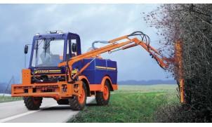 Машина  для обкашивания кустов и травы ММД-1